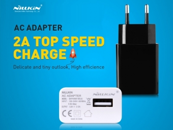 Nillkin USB Adapter-Lader 2.0A wit