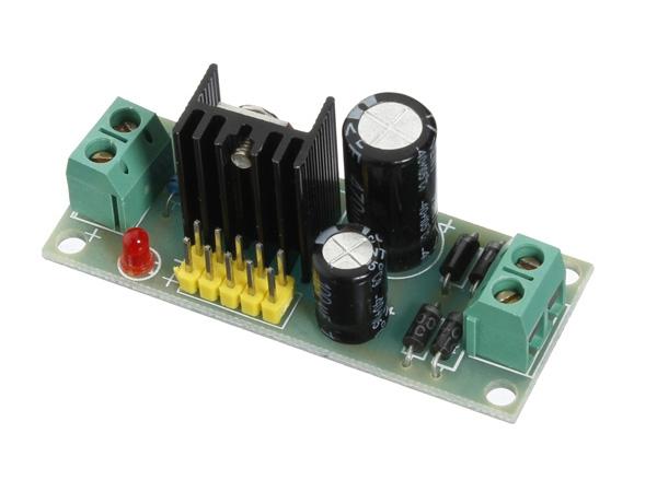 7805 5v Dc Voltage Regulator