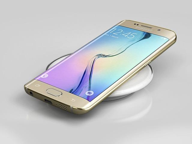 Samsung draadloze oplader voor Galaxy S6, S7 en S8 Qi